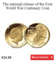 The First World War Centenary Coin